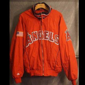 Vintage Anaheim Angels Jacket